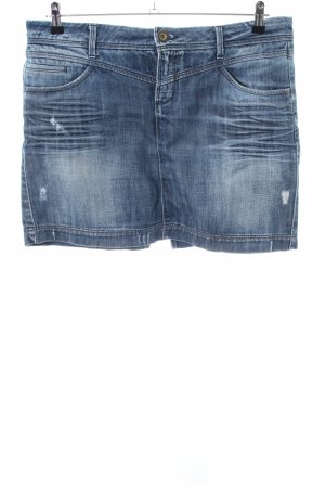 Vero Moda Jeansrock blau Casual-Look