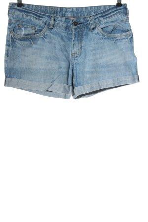 Vero Moda Jeansshorts blau Casual-Look