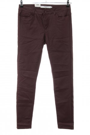 Vero Moda Jeggings marrone stile casual