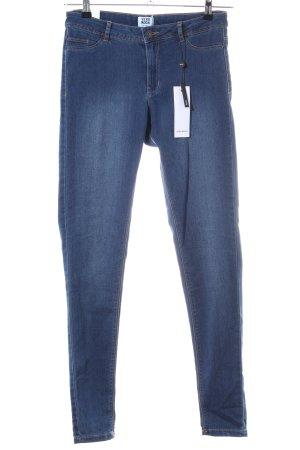 Vero Moda Jeggings blau Casual-Look