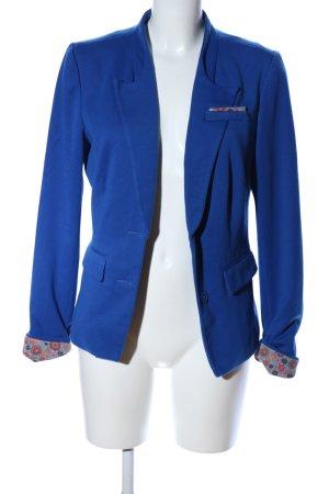 Vero Moda Jerseyblazer blau Casual-Look