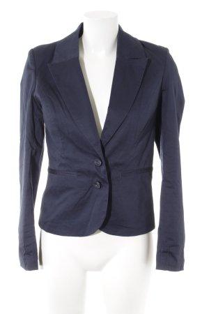 Vero Moda Blazer in jersey blu scuro stile professionale