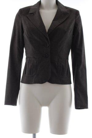 Vero Moda Blazer in jersey grigio stile casual