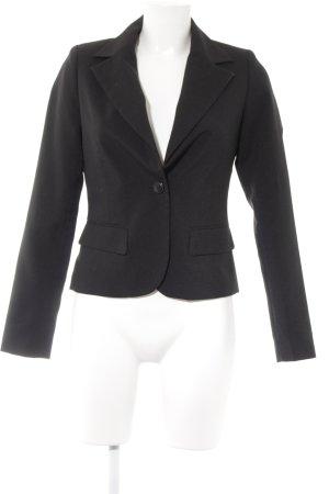 Vero Moda Blazer in jersey nero stile professionale