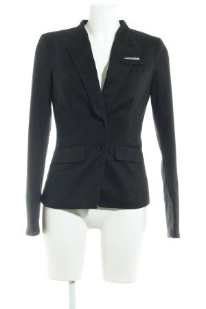 Vero Moda Blazer in jersey nero stile casual
