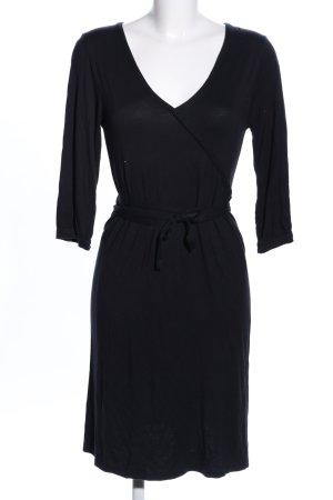 Vero Moda Jerseykleid schwarz Business-Look