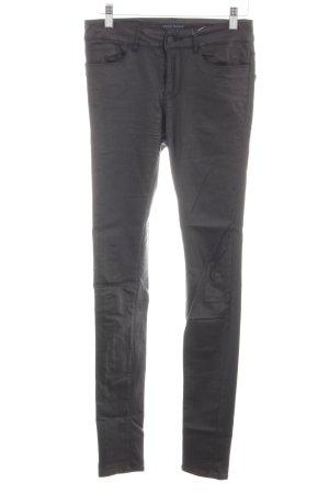 Vero Moda Pantalone alla cavallerizza nero stile casual