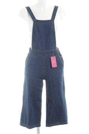Vero Moda Jumpsuit blau Casual-Look