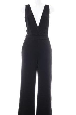 Vero Moda Jumpsuit schwarz Business-Look