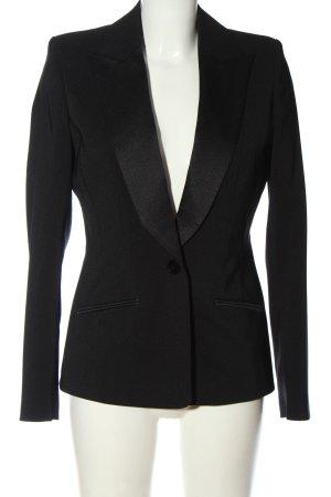 Vero Moda Klassischer Blazer schwarz Business-Look