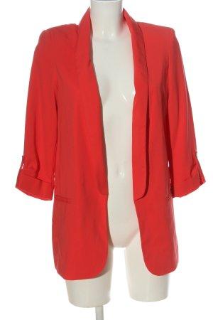 Vero Moda Klassischer Blazer rot Business-Look