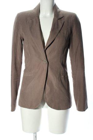 Vero Moda Klassischer Blazer braun Business-Look