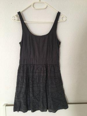 Vero Moda Kleid 38 grau