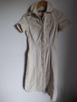Vero Moda. Kleid. beige.