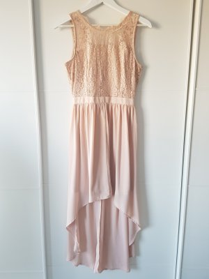Vero Moda Lace Dress pink