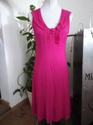 Vero Moda Kleid Sommerkleid pink Gr. L