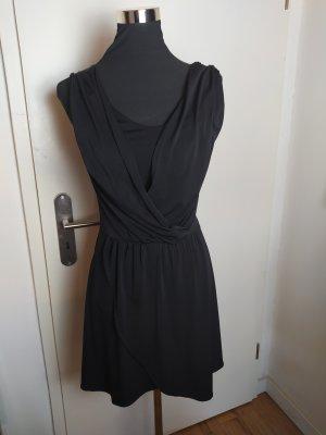 VERO MODA Kleines Schwarzes Kleid gefüttert, Sz S