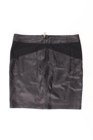 Vero Moda Kunstlederrock Größe XS schwarz