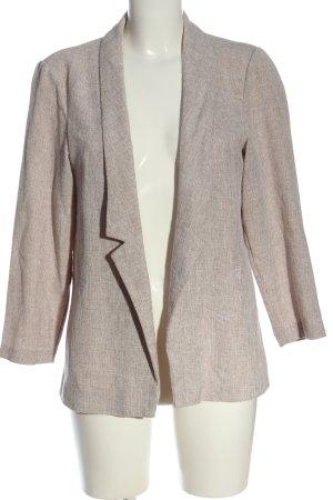 Vero Moda Kurz-Blazer nude meliert Business-Look