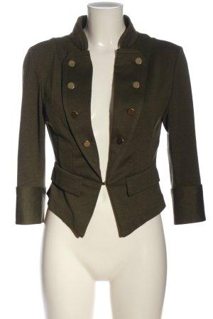 Vero Moda Kurz-Blazer khaki Business-Look