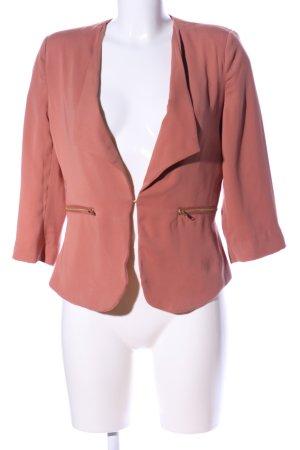Vero Moda Korte blazer licht Oranje elegant