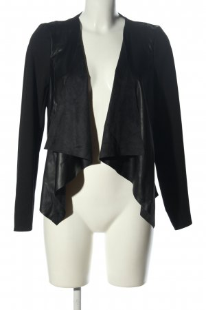 Vero Moda Kurz-Blazer schwarz Business-Look