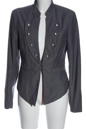 Vero Moda Kurz-Blazer silberfarben Business-Look