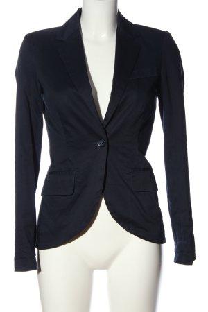 Vero Moda Korte blazer blauw casual uitstraling