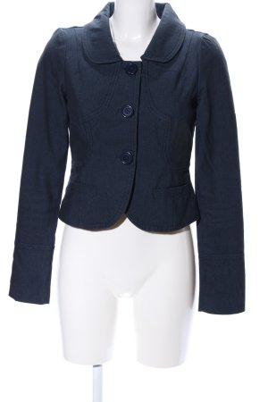 Vero Moda Kurz-Blazer blau Casual-Look