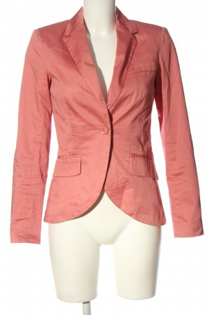 Vero Moda Blazer corto rosa stile professionale