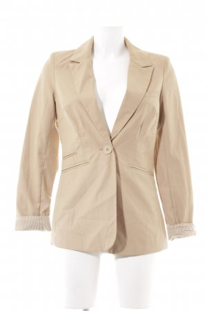 Vero Moda Kurz-Blazer beige Casual-Look