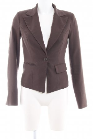 Vero Moda Kurz-Blazer braun Business-Look
