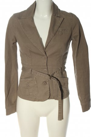 Vero Moda Kurz-Blazer braun Casual-Look