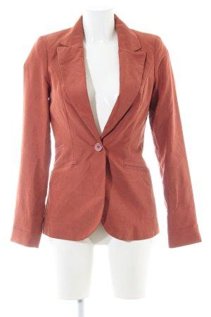 Vero Moda Kurz-Blazer hellorange Business-Look