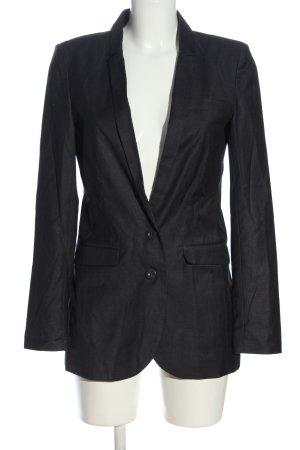 Vero Moda Kurz-Blazer hellgrau Business-Look