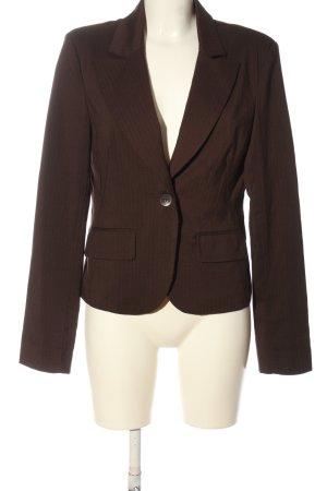 Vero Moda Korte blazer bruin casual uitstraling