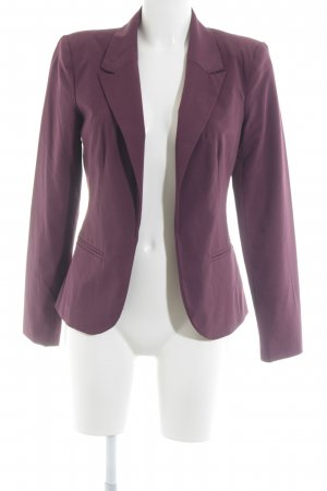 Vero Moda Kurz-Blazer purpur Business-Look