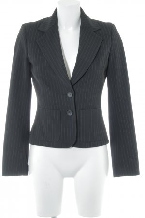 Vero Moda Blazer corto nero-blu scuro stile professionale