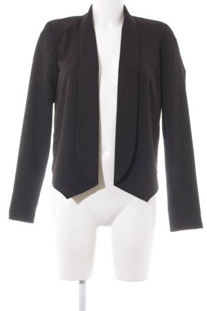 Vero Moda Kurz-Blazer schwarz schlichter Stil