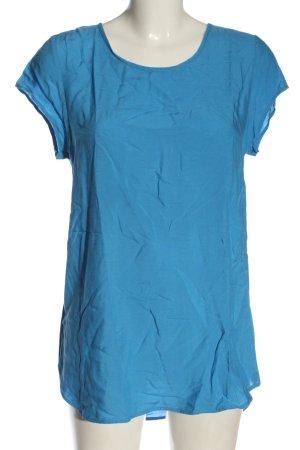 Vero Moda Blouse à manches courtes bleu élégant