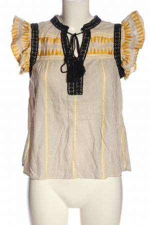 Vero Moda Short Sleeved Blouse graphic pattern casual look