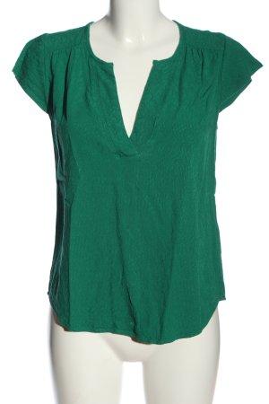 Vero Moda Kurzarm-Bluse braun Casual-Look