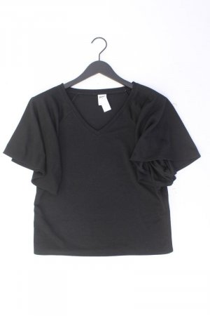 Vero Moda Short Sleeved Blouse black polyester