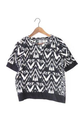 Vero Moda Kurzarmbluse Größe XS schwarz aus Polyester