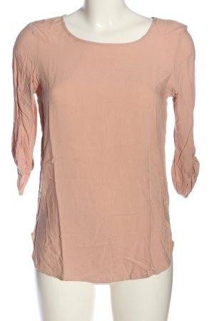 Vero Moda Langarm-Bluse pink Casual-Look