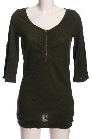 Vero Moda Longshirt khaki Casual-Look