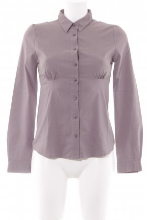 Vero Moda Langarm-Bluse graulila Business-Look