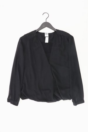 Vero Moda Langarmbluse Größe M neuwertig schwarz aus Polyester