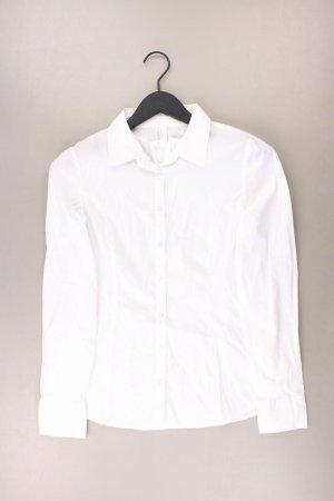 Vero Moda Langarmbluse Größe M weiß aus Baumwolle