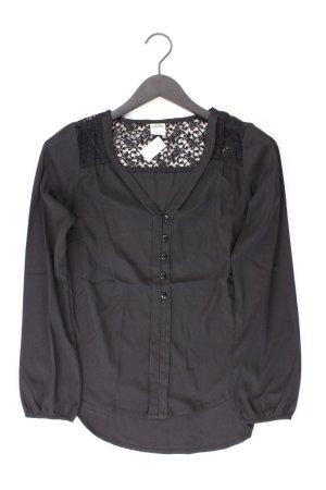 Vero Moda Langarmbluse Größe S schwarz aus Polyester